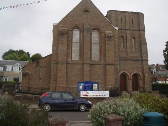 Church of Scotland, Carnoustie