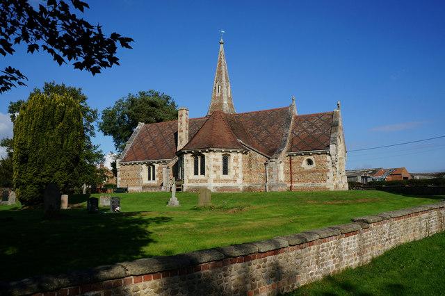 St Stephen's Church, Aldwark