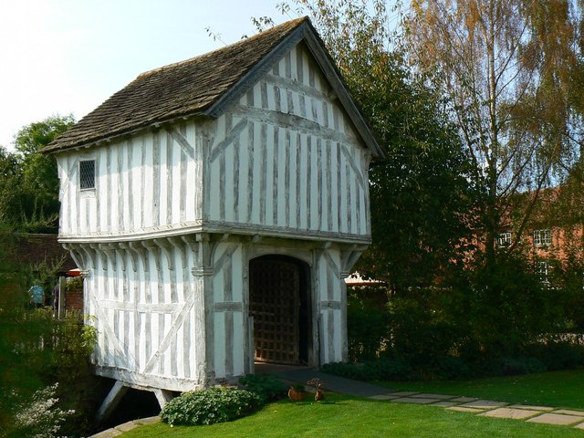 Gatehouse, Lower Brockhampton Estate, Herefordshire
