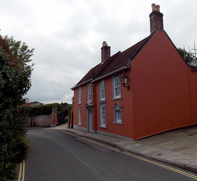 Elm Grove House, Lymington