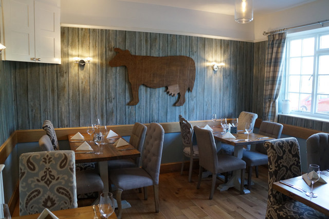The Dinning Room, Aldwark Arms, Aldwark