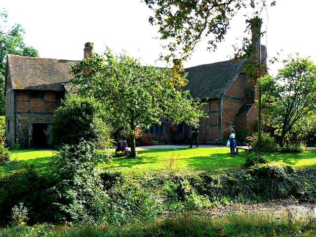 Lower Brockhampton House (1), Herefordshire