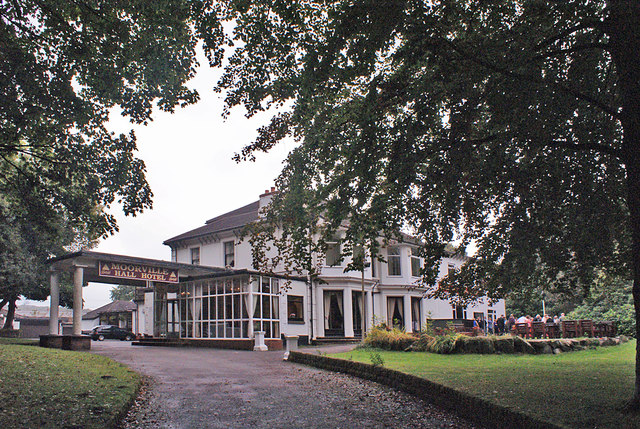 Moorville Hall Hotel