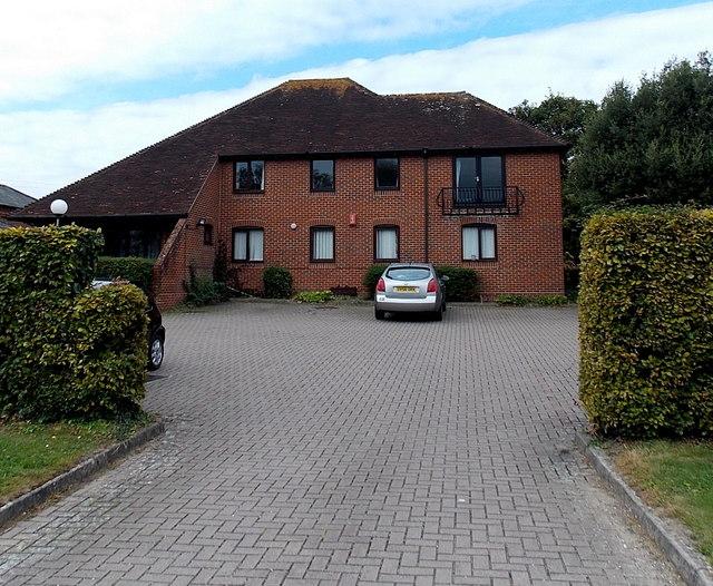 Webb-Peploe House Surgery in Lymington