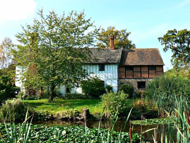 Lower Brockhampton House (3), Herefordshire