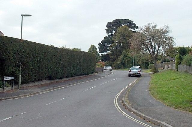 Daniells Walk, Lymington