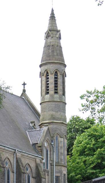 Darwen - RC Church - from NE
