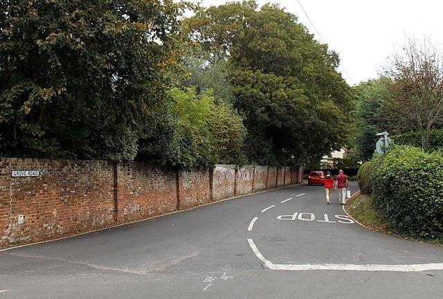 Grove Road, Lymington