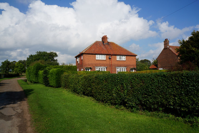Houses on Rice Lane, Aldwark