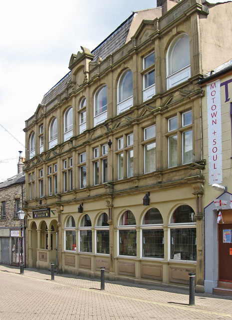 Darwen - Bridge Street Sports & Social Club