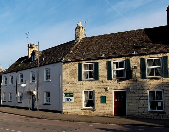 From Long Street to London Road, Tetbury
