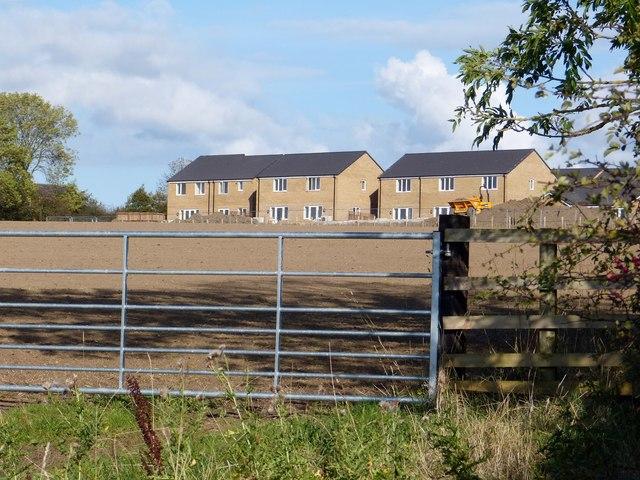 New Build in Longframlington