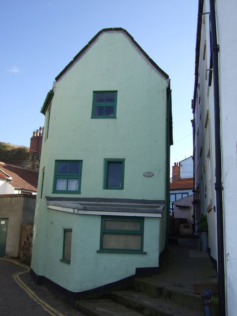 Briny Cottage, Staithes