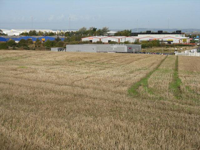 Fort Kinnaird and Eastern Industrial Estate