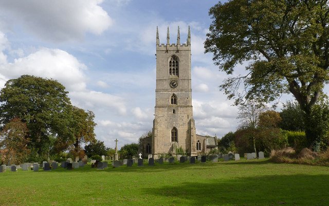 Church of St Peter and St Paul, Sturton le Steeple