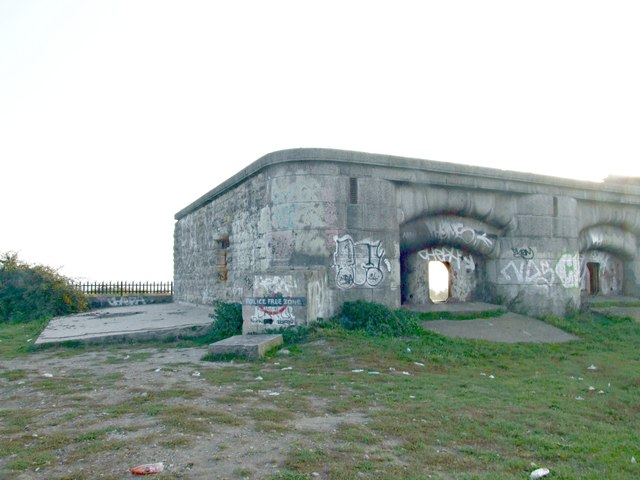 Shornmead Fort