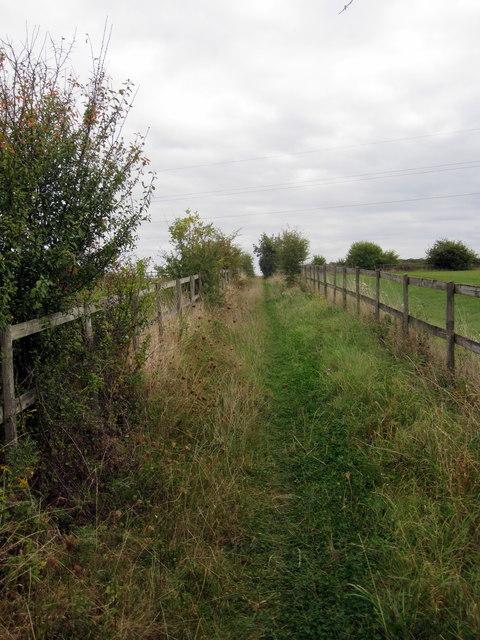 Bridleway to Red Gate Farm