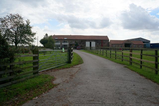Plump House, Myton-on-Swale
