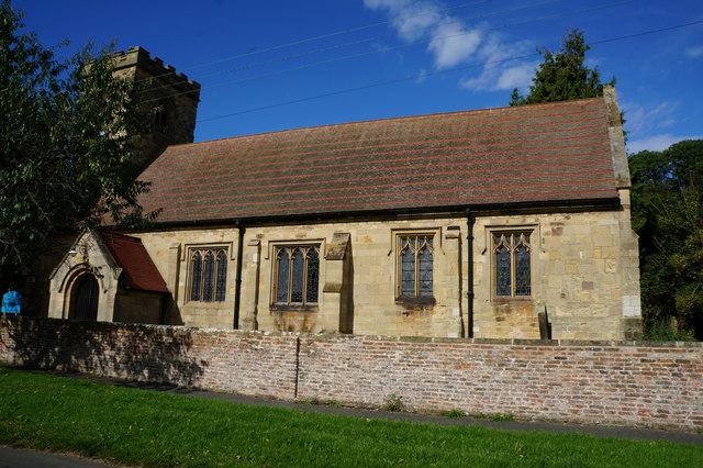 St Mary's, Myton-on-Swale