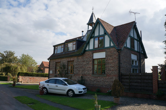The Old School, Myton-on-Swale