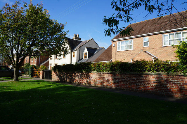 Houses in Myton-on-Swale