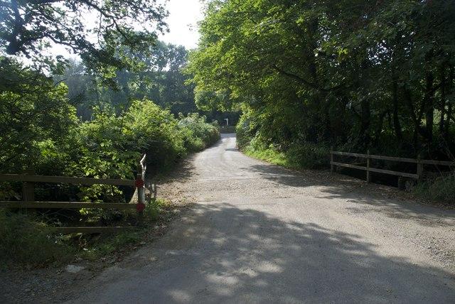 Ford at Hillerton