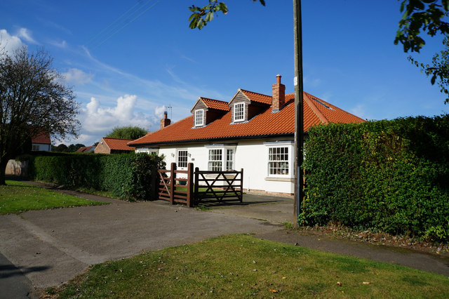 Bungalow at Myton-on-Swale