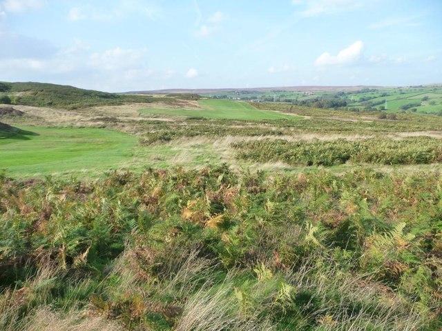 Baildon Golf Club, Baildon Moor