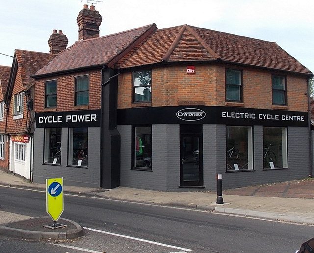 Cytronex Electric Cycle Centre in Winchester