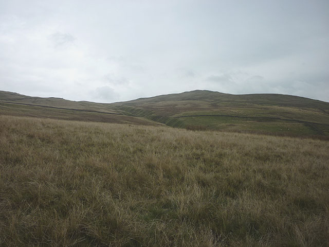 Moorland pastures on Whinfell Common
