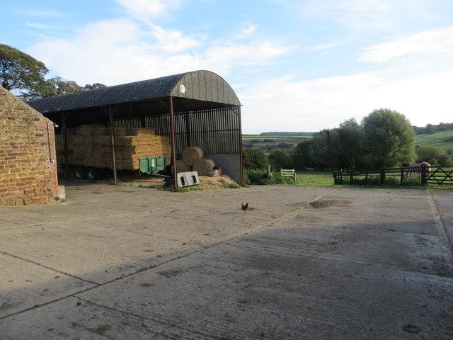 Cross Field Farmyard