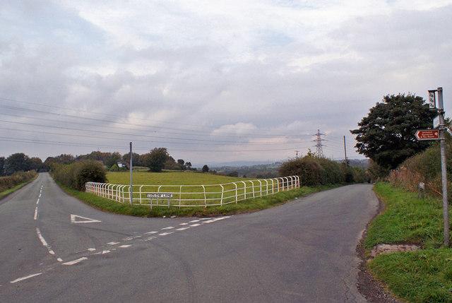 Junction on Armshead Road