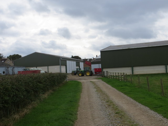 Manor Farm at Barton-le-Street