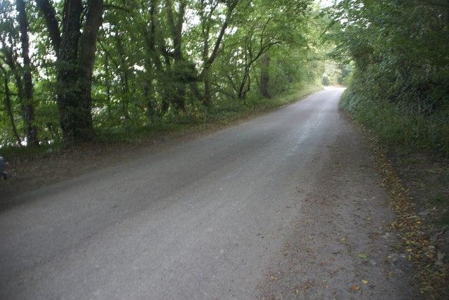 Tidal Road at Tawstock