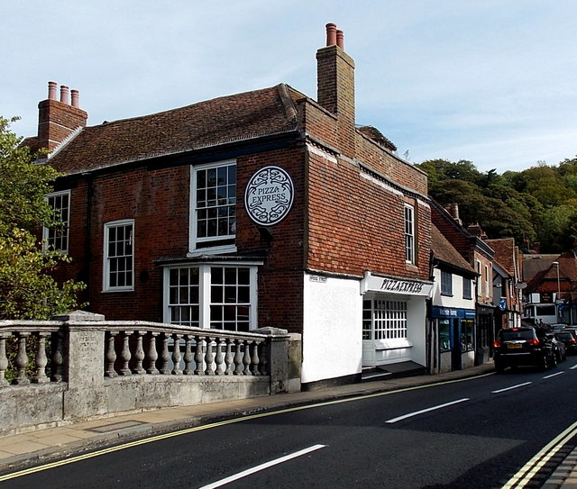 Pizza Express, Winchester
