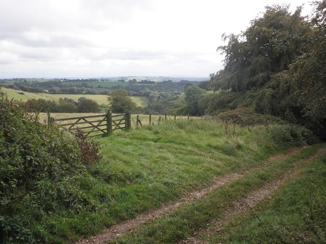 Bridleway diversion, Tripp Farm
