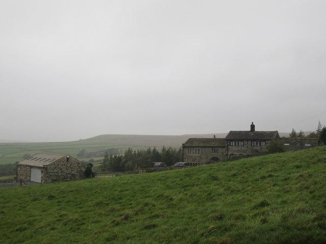 Old Town Slack Farm