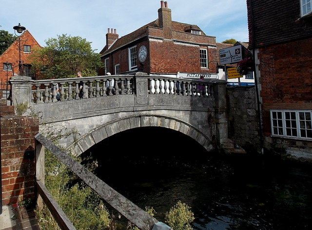 City Bridge, Winchester