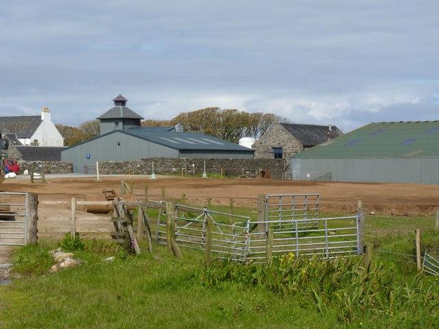 Kilchoman Distillery, Islay