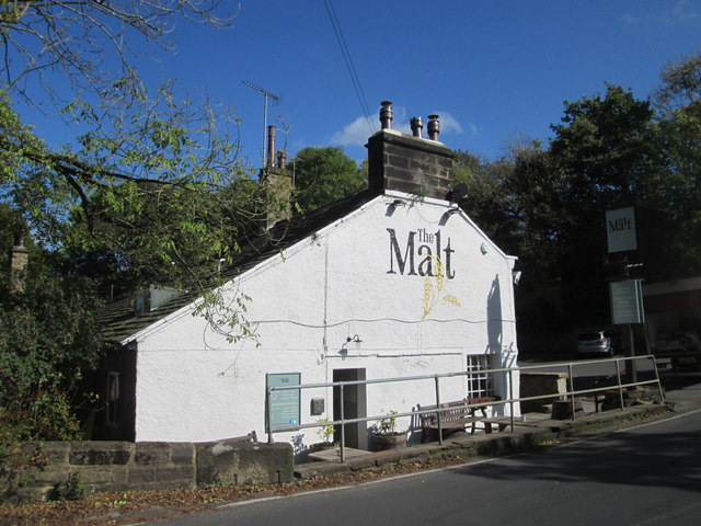 The Malt, near Harden