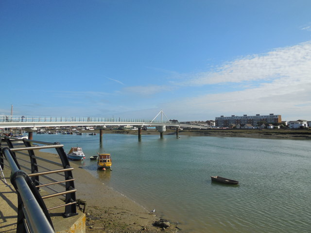 Adur Ferry Bridge