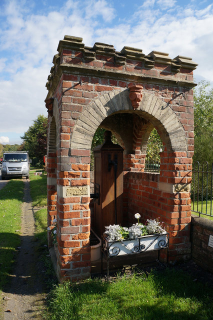 The Village Pump, Myton-on-Swale