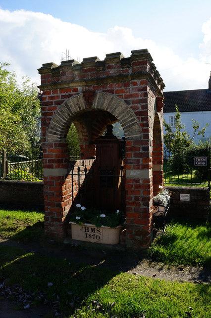 The Village Pump, Myton-on-Swale