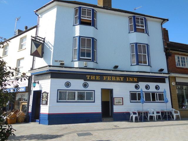 The Ferry Inn. Shoreham