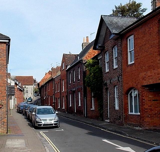 St John's Street, Winchester
