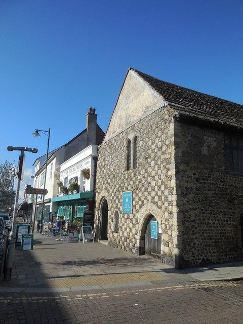 Marlipins Museum, Shoreham