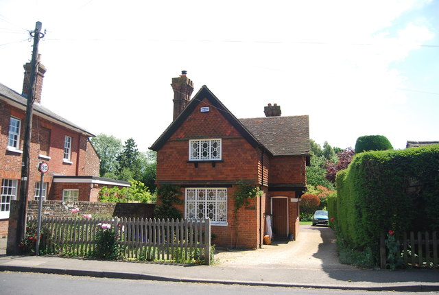 Cottage in Leigh