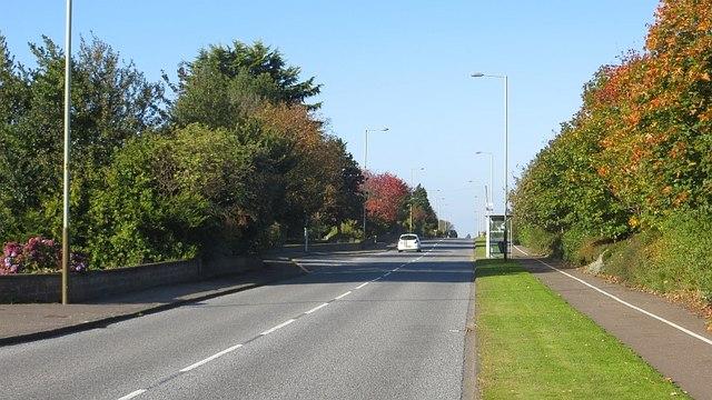 Balgillo Road
