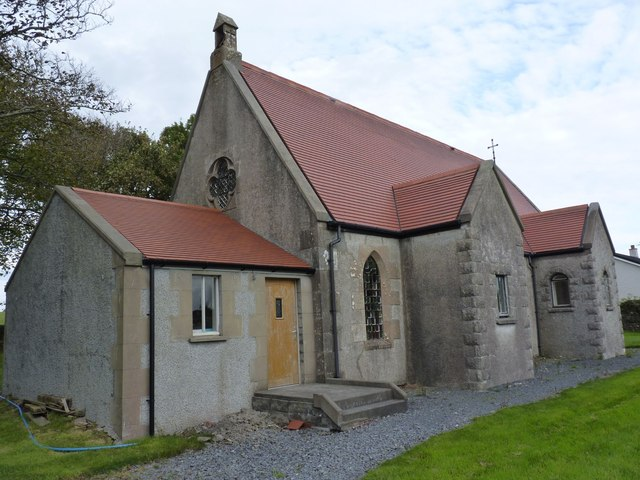 Episcopal Church, Bridgend, Islay