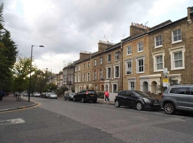 Lordship Road, Stoke Newington